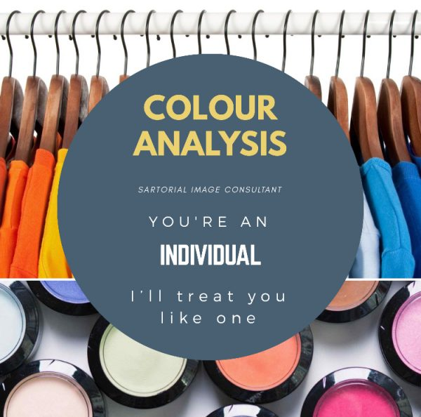 Colour Analysis - Sartorial Image Consultant