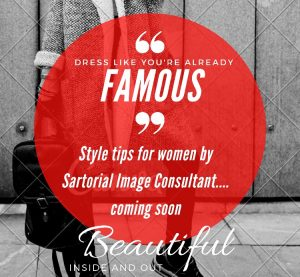 dress like you're already famous - Sartorial Boutique and Gifts
