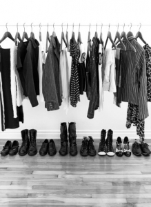 Wardrobe Stylist in London, Kingston-upon-Thames, Middlesex and Surrey