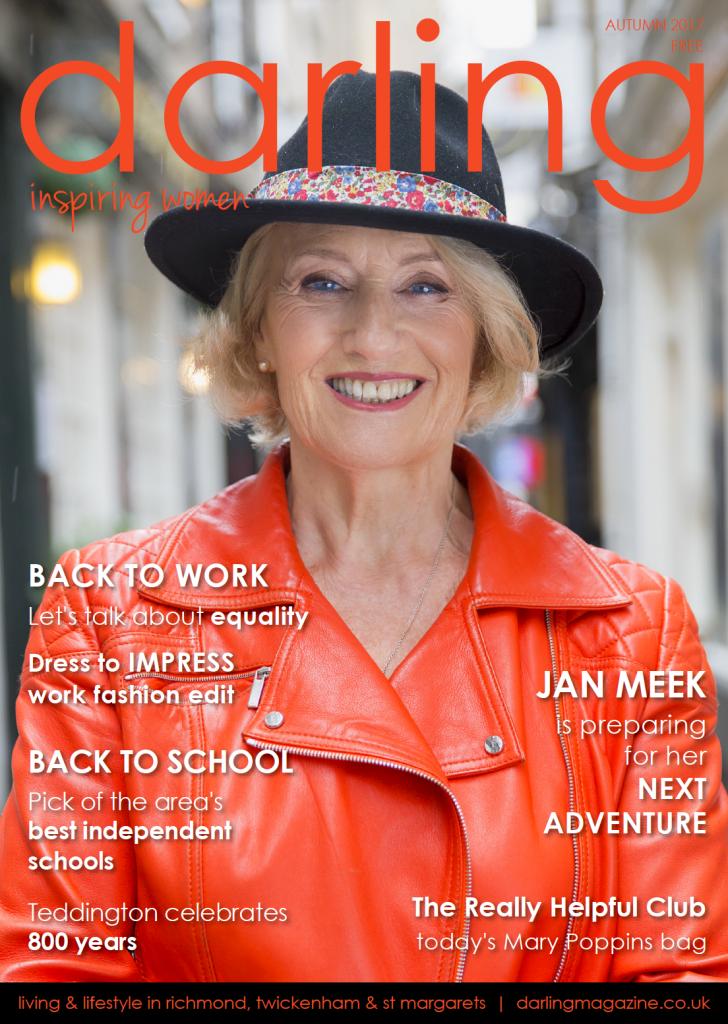 Darling Magazine - Richmond, Twickenham & St Margarets Back to work style tips Sept 2017