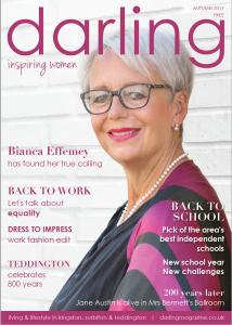 Darling Magazine - Kingston, Surbiton & Teddington - Back to work style tips Sept 2017