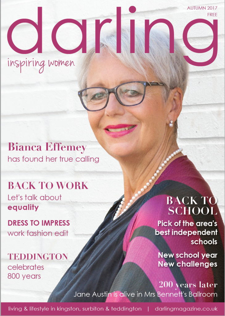 Darling Magazine - Kingston, Surbiton & Teddington - Back to work style tips Sept 2017