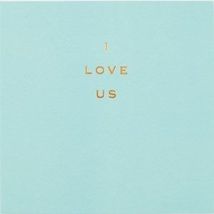 Susan O'Hanlon card - I love us - Sartorial Boutique and Gifts