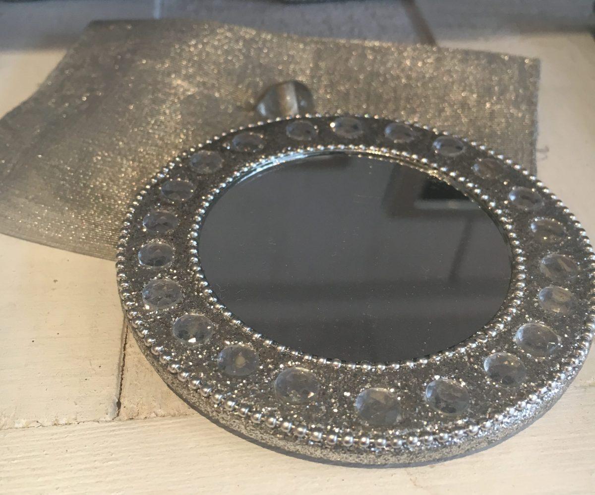 Beaded handbag mirrors - Sartorial Boutique and Gifts