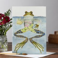 DM Collection cards - Frog - Sartorial Boutique and Gifts