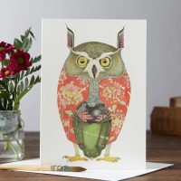 DM Collection cards - Owl - Sartorial Boutique and Gifts