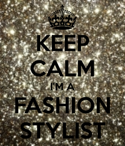 Keep Calm I'm a Fashion Stylist - Sartorial Image Consultant