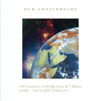 Susan O'Hanlon card - Our Anniversary... earth - Sartorial Boutique and Gifts