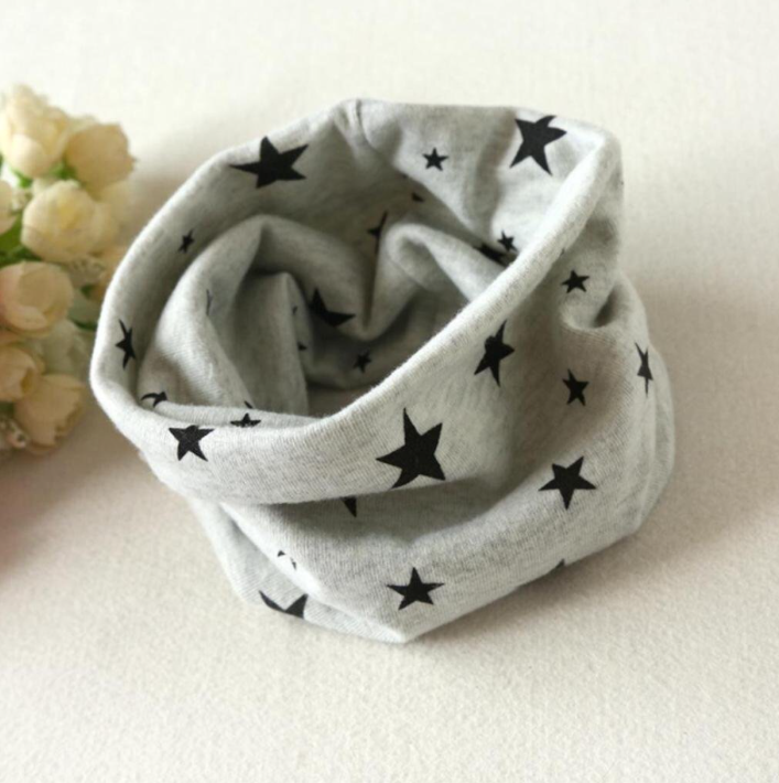 Baby dribble scarf/snood