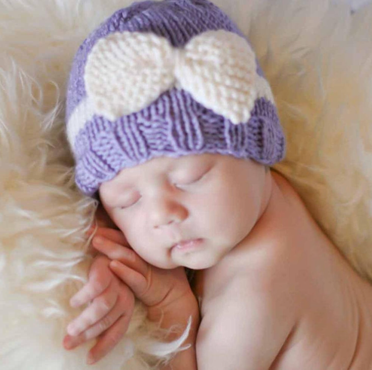 Baby / Toddler bow hats