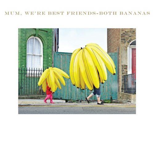 Susan O'Hanlon card - Mum - Bananas