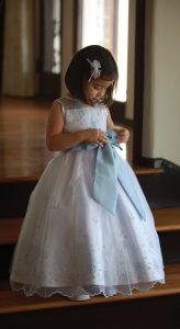 Junior Bridesmaid inspiration