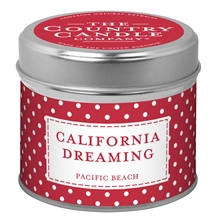 California Dreaming scented candle