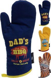 BBQ cooking glove