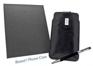 Diamante phone case and pen