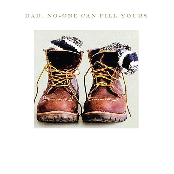 Dad card