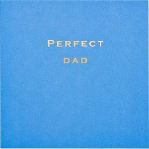 Perfect Dad card - Father's day - Sartorial Boutique and Gifts