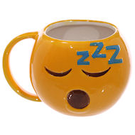 emoji mug - sleeping