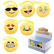 small emoji purse