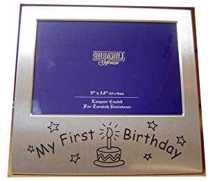 5 x 3 1st birthday frame