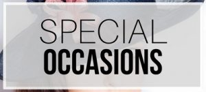 Fashion for Special Occasions- image consultant in London
