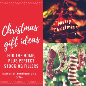 Christmas gifts at Sartorial Boutique and Gifts