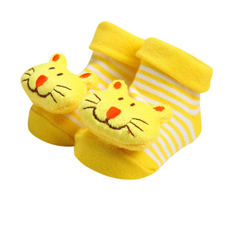 new born booties - cat - Sartorial Boutique and Gifts