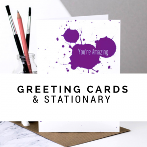 Unique & designer Greetings Cards & Stationary | Sartorial Boutique and Gifts