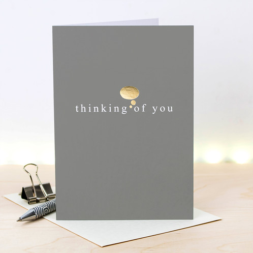 Thinking of you - Coulson Macleod card - Sartorial Boutique and Gifts