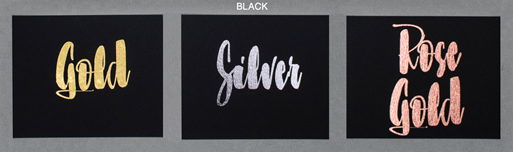Coulson Macleod bespoke A3 prints options-black - Sartorial Boutique and Gifts