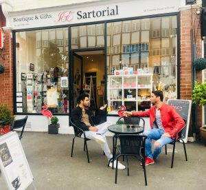 Sartorial Boutique and Gifts, Norbiton Village