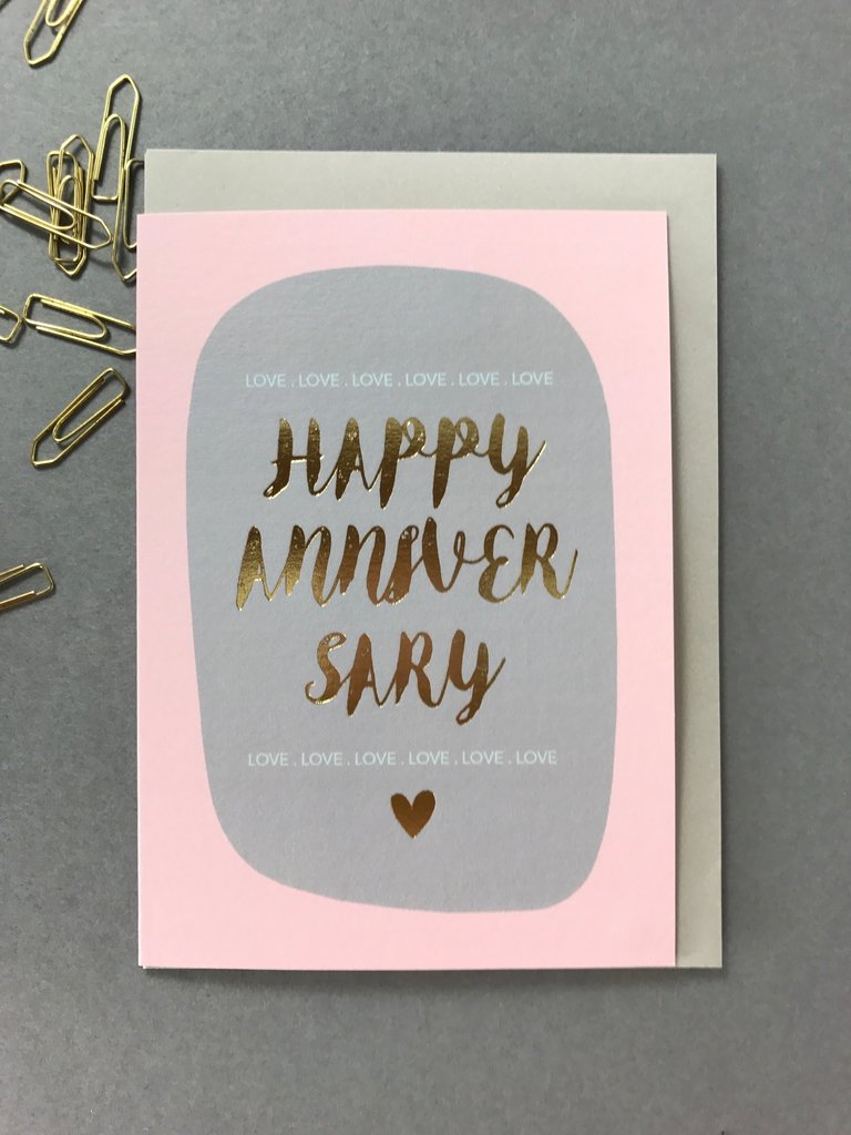 Kate Guest greeting cards - Birthday Love - Sartorial Boutique and Gifts